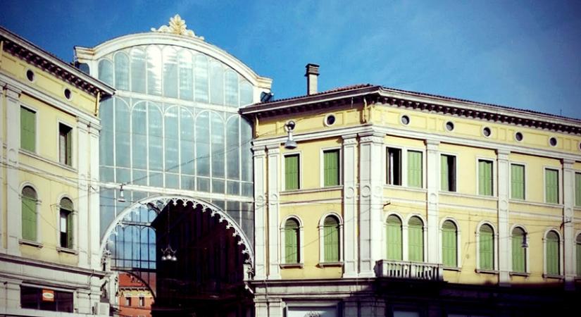 Venice shopping - Plazza Ferretto