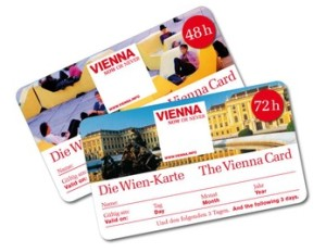 Vienna Card for tourists
